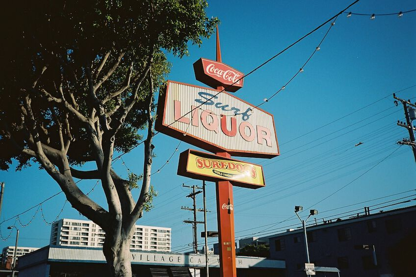 Typography in Los Angeles